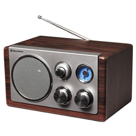 Roadstar fa rádió, HRA-1245WD, 28 W, FM / MW
