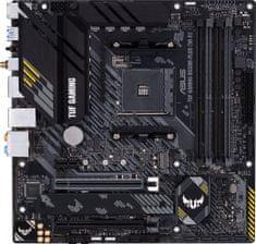 Asus TUF GAMING B550M-PLUS (WI-FI) - AMD B550