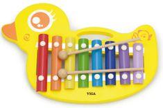 Viga Drveni ksilofon - patka