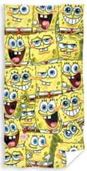 Carbotex ręcznik dziecięcy Sponge Bob