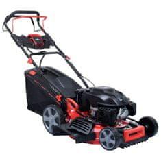 4 v 1 benzínová kosačka na trávu s elektrickým štartom oceľ 51 cm 4,6 HP