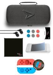 Steelplay Carry & Protect Kit 11-v-1 + Joypad ovitka (Switch)
