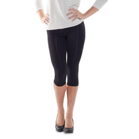 Lanaform Cosmetex Leggins 3/4 pametno oblačilo za hujšanje, črne, S