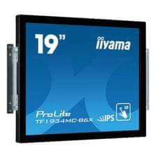 iiyama Prolite LED LCD monitor, 48cm, IPS, na dotik, Open Frame (TF1934MC-B6X)