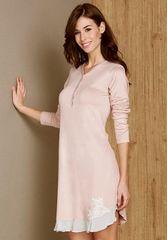 Andra 7892 dámská noční košile Barva: béžová, Velikost oblečení: XL