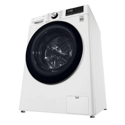 LG F4DV910H2 přidání prádla