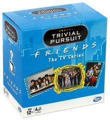 Winning Moves Trivial Pursuit Friends Anglická verzia