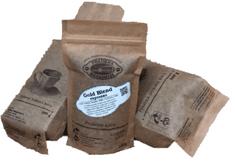 Pražírna Drahonice Gold Blend espresso směs