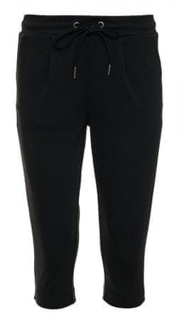 b.young damskie spodnie capri Rizetta 20803643 S czarne