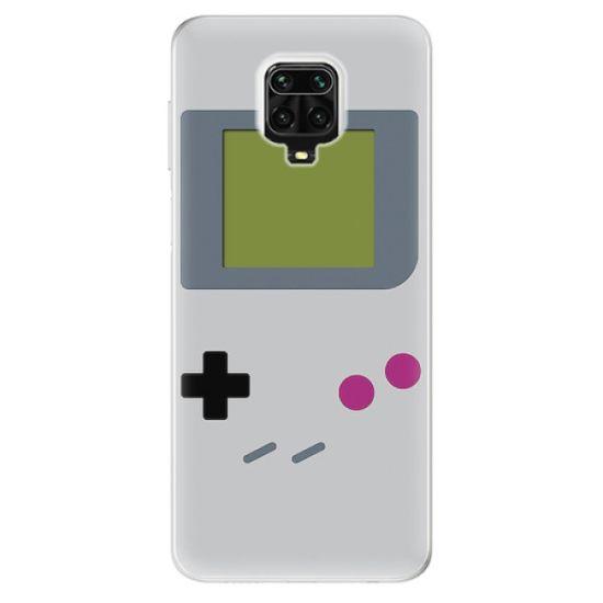 iSaprio Silikónové puzdro - The Game pre Xiaomi Redmi Note 9 Pro
