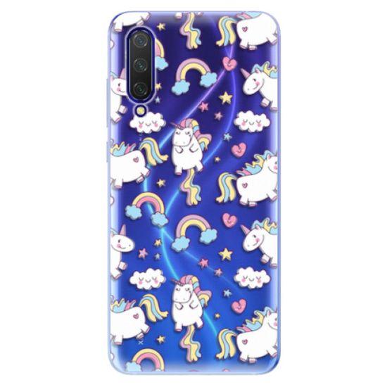 iSaprio Silikónové puzdro - Unicorn pattern 02 pre Xiaomi Mi 9 Lite