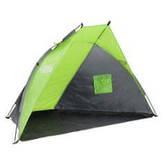 NILS CAMP plážový stan NC3039, zelený