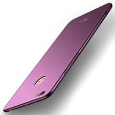 MSVII plastové pouzdro Simple Ultra-Thin na Xiaomi Redmi Note 5A Prime, fialové