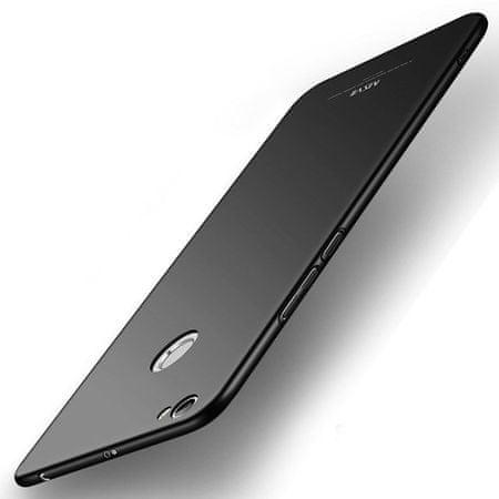 MSVII műanyag tok Simple Ultra-Thin Xiaomi Redmi Note 5A Prime Fekete