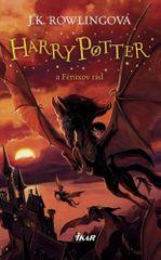 Joanne Kathleen Rowlingová: Harry Potter 5 - A Fénixov rád