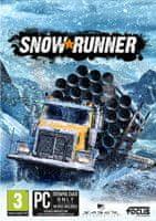 SnowRunner: A MudRunner Game CZ (PC)