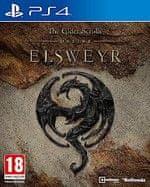 The Elder Scrolls Online: Elsweyr (PS4)