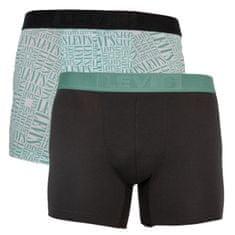 Levi's 2PACK pánske boxerky viacfarebné (905022001 001)