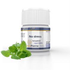 mcePharma No Stress ODT - duševní pohoda, 30 tablet
