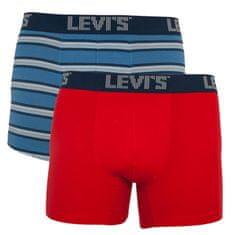 Levi's 2PACK pánske boxerky viacfarebné (905028001 003)