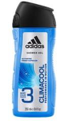 Adidas Climacool gel za tuširanje, 3 u 1, 250 ml