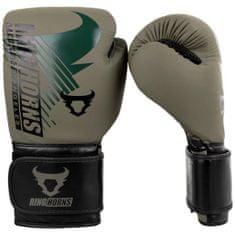 """VENUM Boxerské rukavice """"Charger MX"""", kakhi 12oz"""