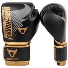 """VENUM Boxerské rukavice """"Charger MX"""", černá/zlatá 12oz"""