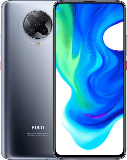 Xiaomi Poco F2 Pro, 6GB/128GB, Cyber Grey + navíc chytrá váha a bezdrátová sluchátka ZDARMA!