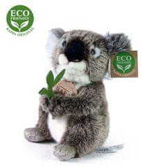 Rappa Ülő plüss koala, 15 cm, ECO-FRIENDLY