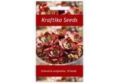 Kraftika 10 semen sukulentů Echeveria Longissima