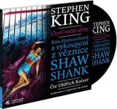 Stephen King: Rita Hayworthová a vykoupení z věznice Shawshank - povídka z knihy Čtyři roční doby
