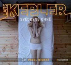 Lars Kepler: Svědkyně ohně - 2 CD