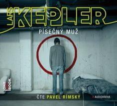 Lars Kepler: Písečný muž - čte Pavel Rímský, CD mp3