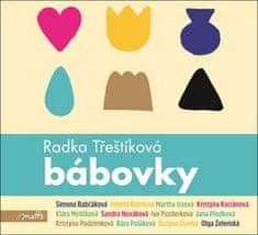 Radka Třeštíková: Bábovky (audiokniha)