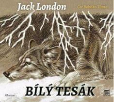 Jack London: Bílý tesák (audiokniha pro děti)