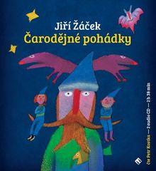 Jiří Žáček: Čarodějné pohádky - Čte Petr Kostka, 2 CD