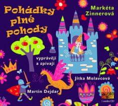 Zuzana Pospíšilová: Pohádky plné pohody - CD
