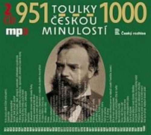 Kolektiv autorů: Toulky českou minulostí 951-1000 - 2CD/mp3