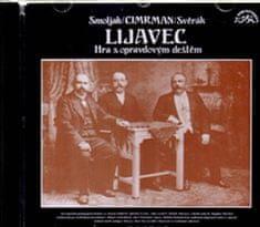 Jára Cimrman: Divadlo J.C. - Lijavec - CD
