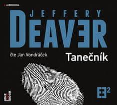 Jeffery Deaver: Tanečník - CDmp3 (Čte Jan Vondráček)