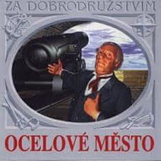 Jules Verne: Ocelové město - CD