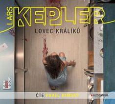 Lars Kepler: Lovec králíků - Čte Pavel Rímský