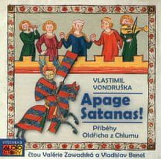 Vlastimil Vondruška: Apage satanas - CDmp3