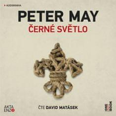 Peter May: Černé světlo - CDmp3 - (Čte David Matásek)