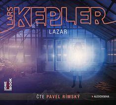 Lars Kepler: Lazar - CDmp3