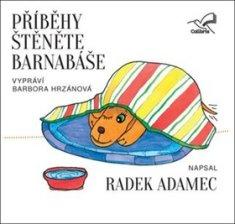 Radek Adamec: Příběhy štěněte Barnabáše
