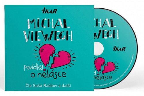 Michal Viewegh: Povídky o nelásce - audioknihovna