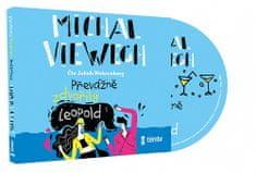 Michal Viewegh: Převážně zdvořilý Leopold - audioknihovna