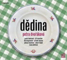 Petra Dvořáková: Dědina - CDmp3