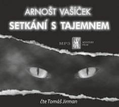 Arnošt Vašíček: Setkání s tajemnem - CDmp3 (Čte Tomáš Jirman)